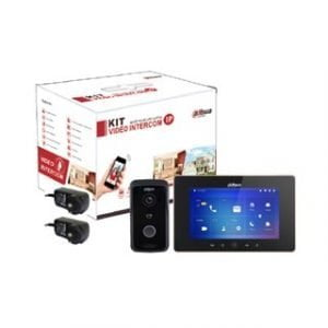 Dahua DHI-VTK-VTO2111D-WP-VTH5221D - WiFi VDP Intercom Kit